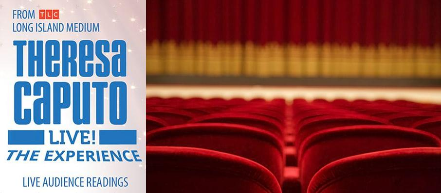 Theresa Caputo at Mandeville Hall