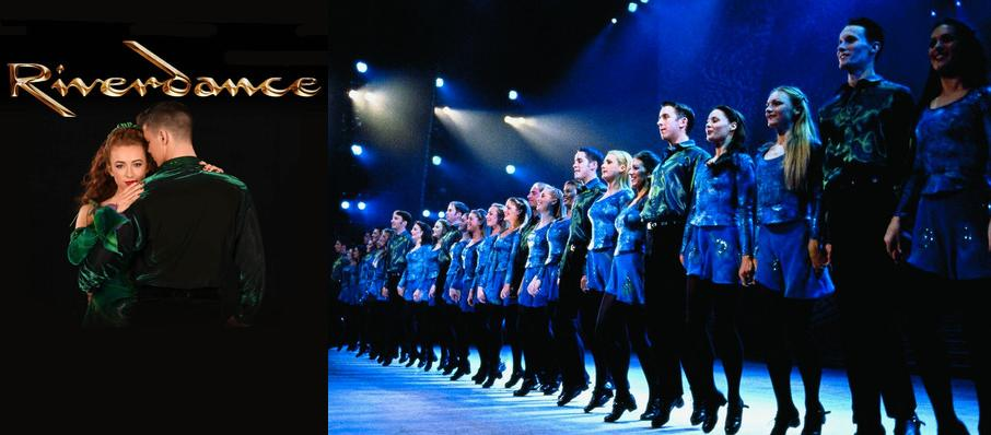 Riverdance at Mandeville Hall