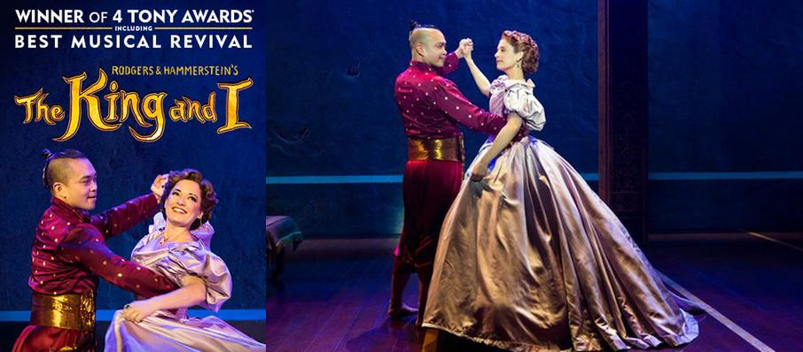 Rodgers & Hammerstein's The King and I at Powers Theater