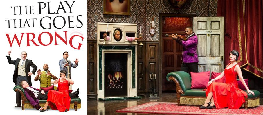 The Play That Goes Wrong at Powers Theater