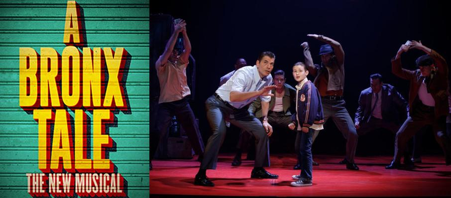 A Bronx Tale at Powers Theater