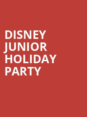 Disney Junior Holiday Party at Powers Theater