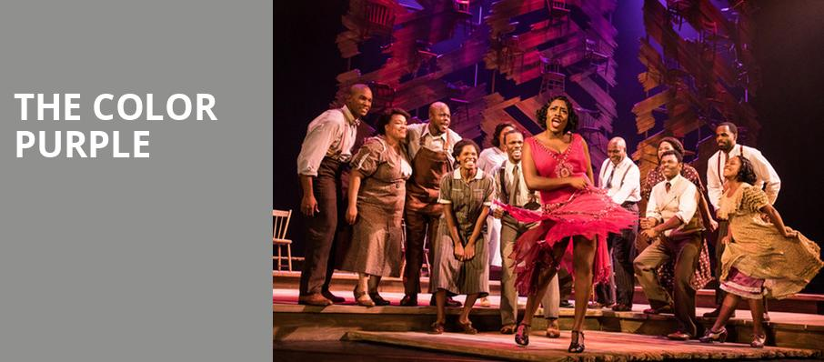 The Color Purple, Powers Theater, Elmira