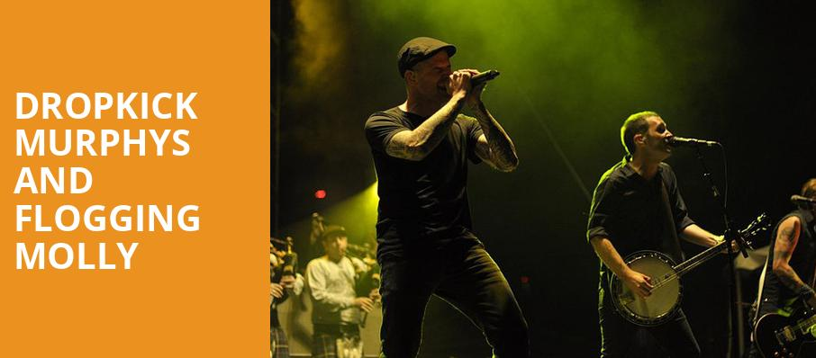 Dropkick Murphys and Flogging Molly, Summer Stage, Elmira
